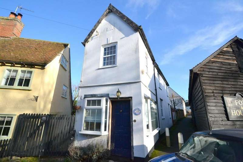 3 Bedrooms Detached House for sale in Church Street , Steeple Bumpstead