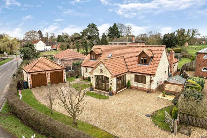 4 Bedrooms Detached House for sale in Mill Lane, Horbling, NG34
