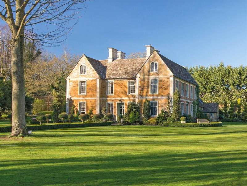 8 Bedrooms Detached House for sale in The Dower House, Rushton