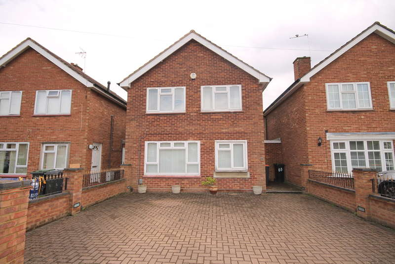 3 Bedrooms Link Detached House for sale in The Boundary, Goldington, Bedford, MK41