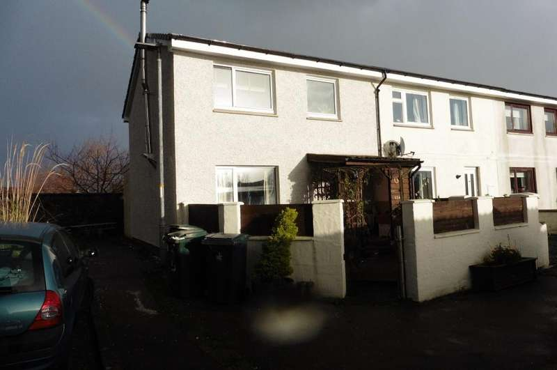 4 Bedrooms Terraced House for sale in 124 John St, Dunoon, PA23 7BN