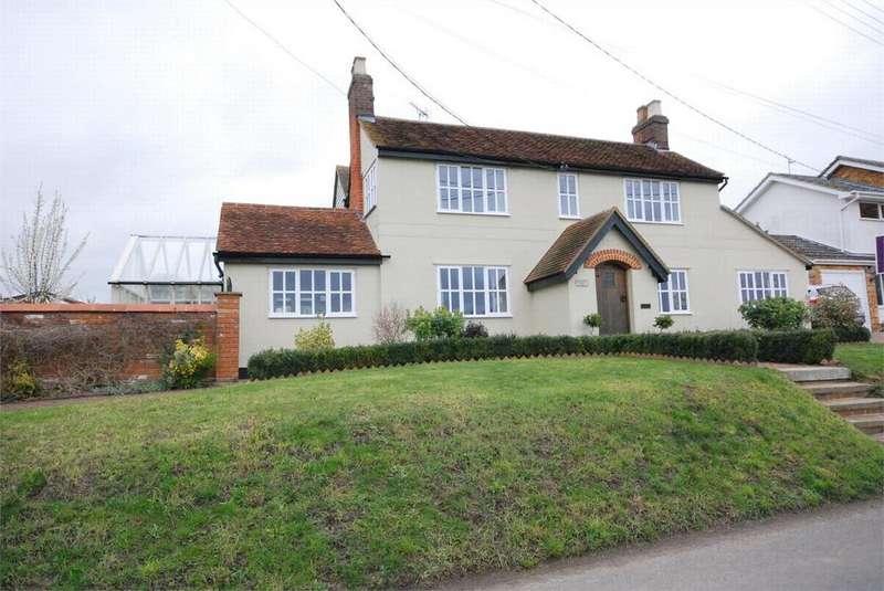 5 Bedrooms Detached House for sale in Nounsley Road, Hatfield Peverel, Essex