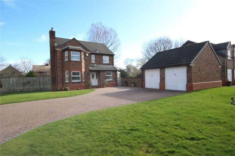 4 Bedrooms Detached House for sale in 14 Vestaneum, Crosby-on-Eden, Carlisle, Cumbria