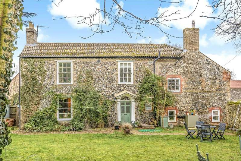 5 Bedrooms Detached House for sale in Croxton, Thetford, Norfolk