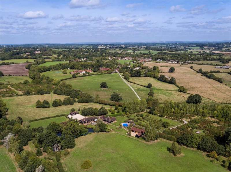 6 Bedrooms Equestrian Facility Character Property for sale in Thornden Lane, Rolvenden Layne, Cranbrook, Kent, TN17