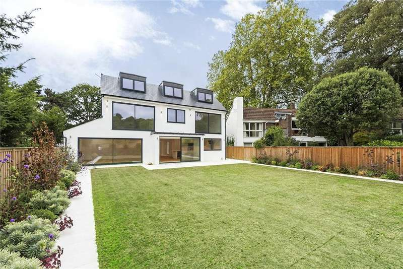 7 Bedrooms Detached House for sale in Cedar Heights, Richmond, Surrey, TW10