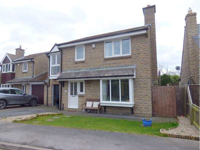 4 Bedrooms Property for sale in Pennine Court, Fir Tree, Crook, Durham, DL15 8EG