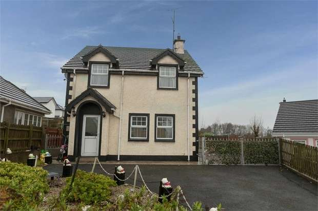 3 Bedrooms Detached House for sale in Harvest Meadows, Greysteel, Londonderry
