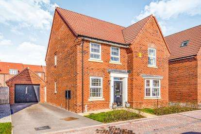 4 Bedrooms Detached House for sale in All Saints Lane, Northallerton, North Yorkshire, United Kingdom