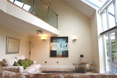 3 Bedrooms Penthouse Flat for rent in Chesterfields, Stanhope Road South - Darlington
