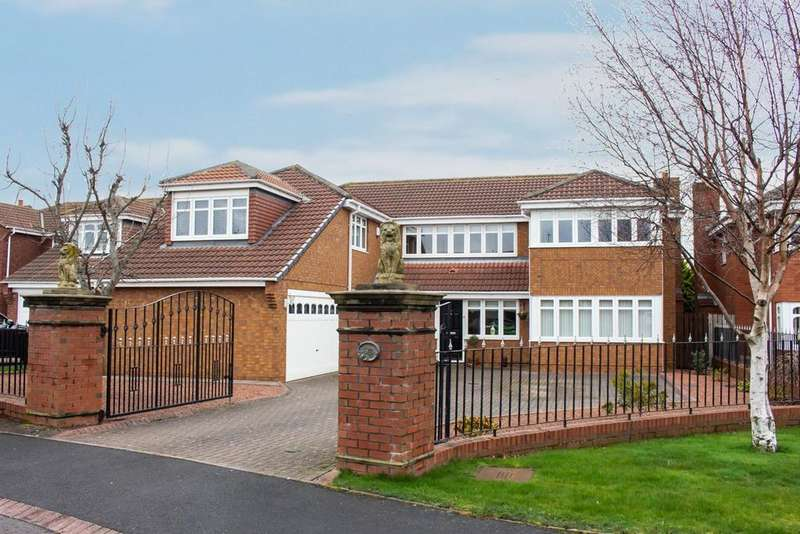5 Bedrooms Detached House for sale in The Wynd, North Shields