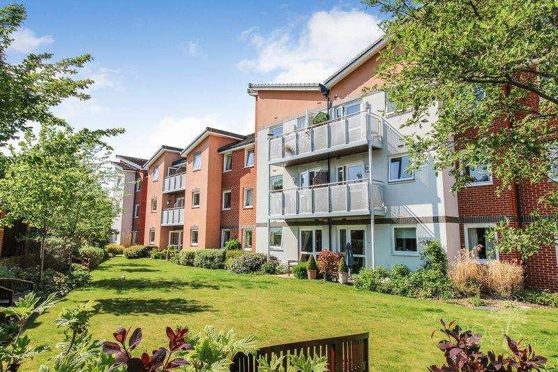 1 Bedroom Retirement Property for sale in Benedict Court, Western Avenue, Newbury
