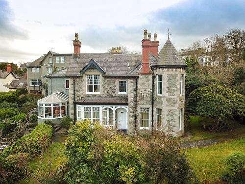 5 Bedrooms Detached House for sale in LON EFELYN, BANGOR LL57