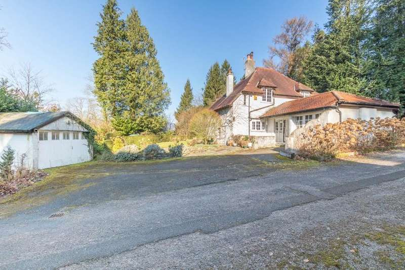 3 Bedrooms Detached House for sale in Maiden Holme, Lindeth Drive, Bowness-on-Windermere
