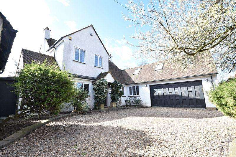 5 Bedrooms Detached House for sale in Lonsdale Close, Luton