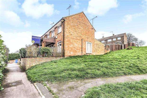 3 Bedrooms End Of Terrace House for sale in Scott Terrace, Bracknell, Berkshire