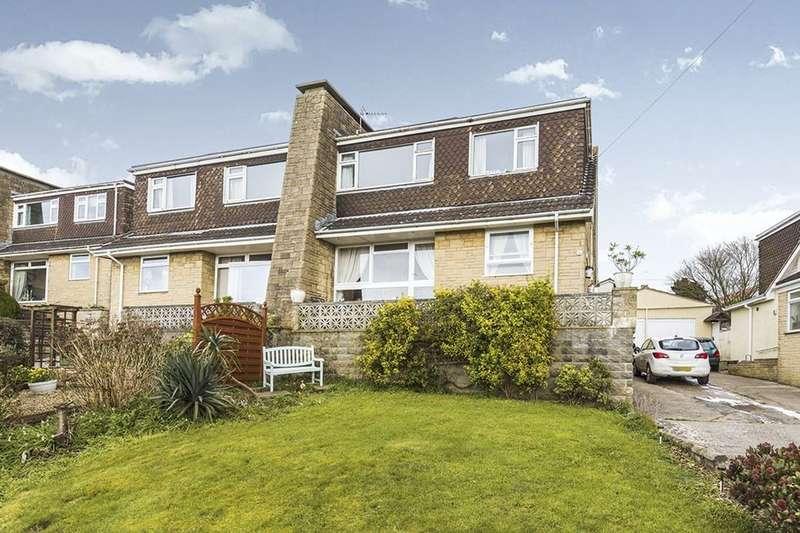 4 Bedrooms Semi Detached House for sale in Cedarhurst Road, Portishead, Bristol, BS20