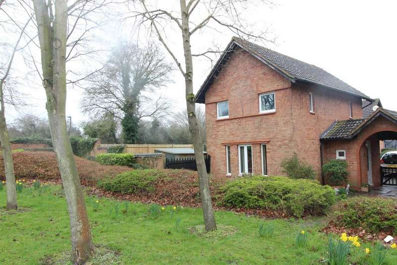 3 Bedrooms Detached House for sale in Great Holm, Milton Keynes