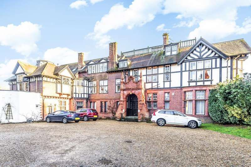 2 Bedrooms Flat for sale in Buckleburry Place, Upper Woolhampton, RG7