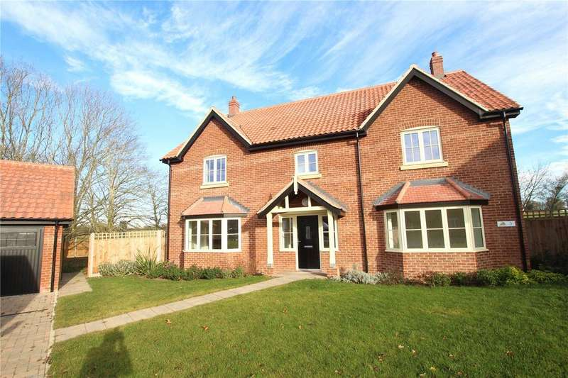 5 Bedrooms Detached House for sale in Townhouse Road, Old Costessey, Norwich, Norfolk