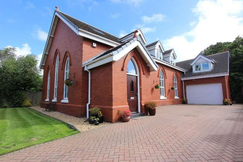 5 Bedrooms Detached House for sale in Meadows Avenue, Thornton, Thornton Cleveleys, Lancashire, FY5 2TW