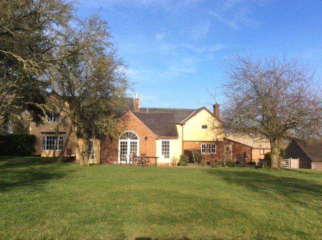 6 Bedrooms Detached House for sale in Thaxted Road, Little Sampford, Saffron Walden, CB10