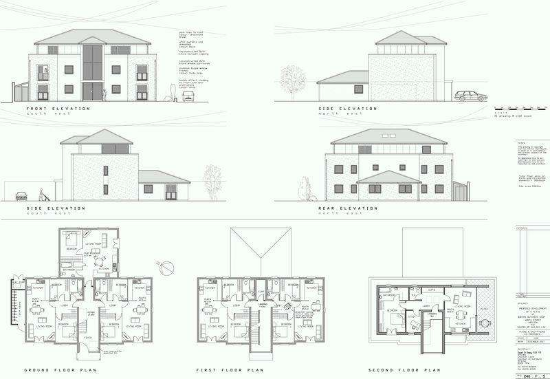 2 Bedrooms Block Of Apartments Flat for sale in Development site to create six flats in Nailsea