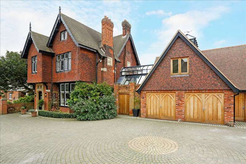 5 Bedrooms House for sale in Knowleton Hall,, Ongar