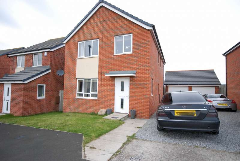 4 Bedrooms Detached House for sale in Mulberry Avenue, Sunderland