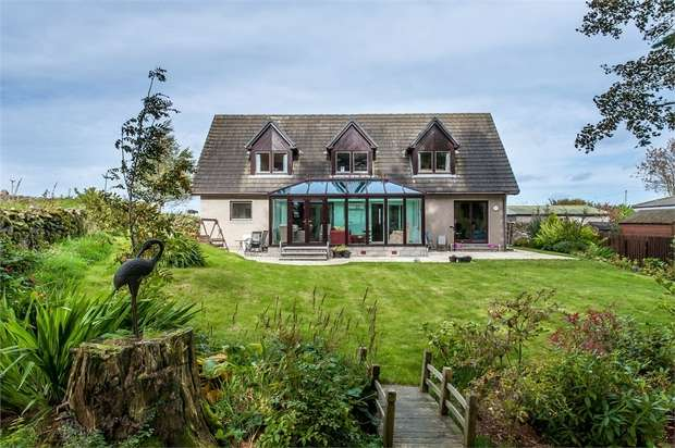 5 Bedrooms Detached House for sale in Portlethen, Aberdeen