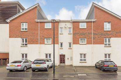 2 Bedrooms Flat for sale in Inkerman Court, Ayr, South Ayrshire