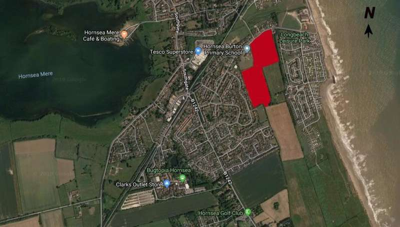 Land Commercial for sale in Hornsea Burton Road, Hornsea