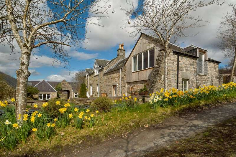 5 Bedrooms House for sale in Croftinloan Farm, Croftinloan, Pitlochry, Perthshire, PH16