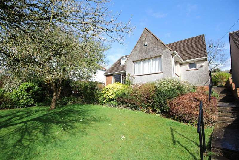 3 Bedrooms Detached Bungalow for sale in Cefn Road, Rogerstone, Newport