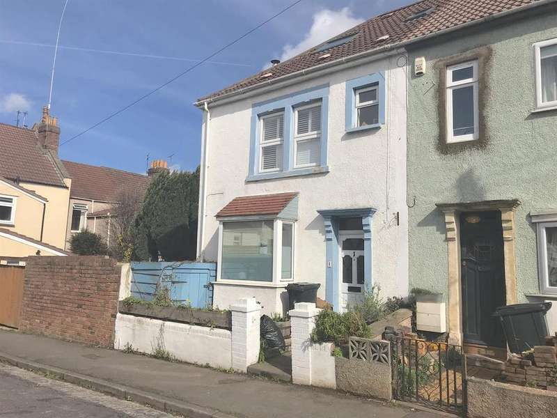 3 Bedrooms End Of Terrace House for sale in Gratitude Road, Easton, Bristol, BS5 6EH