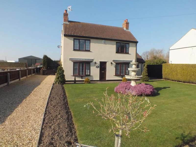 3 Bedrooms Detached House for sale in Broadgate, Weston