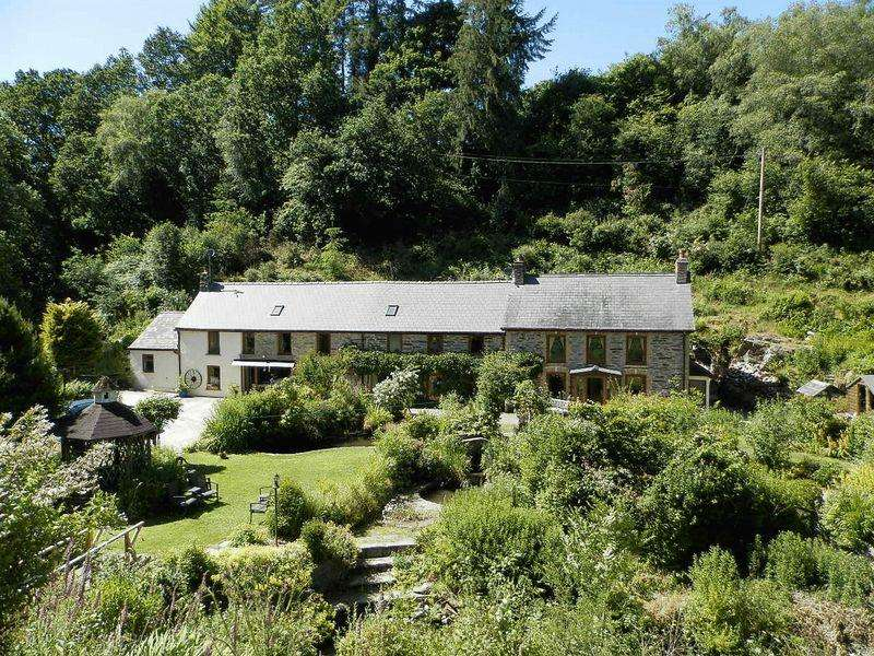 5 Bedrooms Land Commercial for sale in Clydey, Llanfyrnach