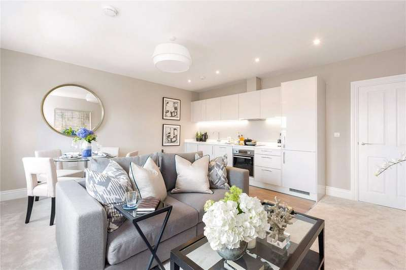 2 Bedrooms Mews House for sale in Flat 3, 1 Castle Crescent, Reading, RG1