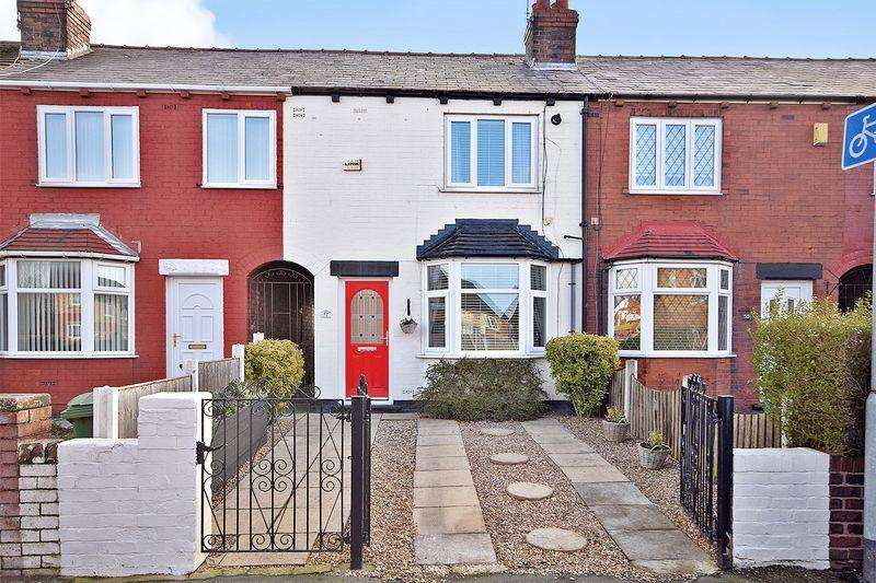 2 Bedrooms Town House for sale in Page Lane, Widnes