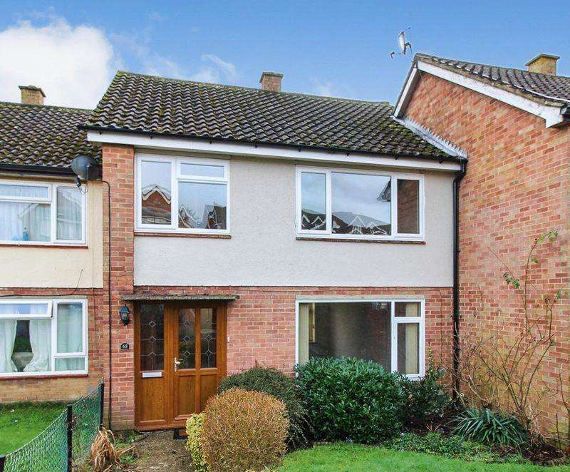 3 Bedrooms Terraced House for sale in Park Avenue, Thatcham