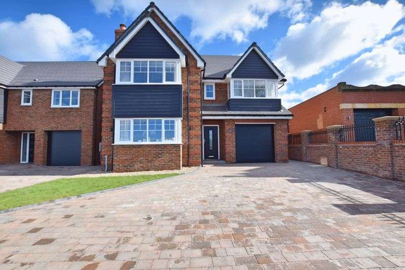 5 Bedrooms Property for sale in Old Crow Hall Lane, Cramlington
