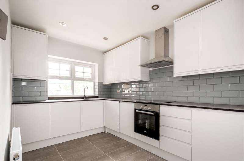 1 Bedroom Flat for sale in Dollis Hill Lane, London, NW2