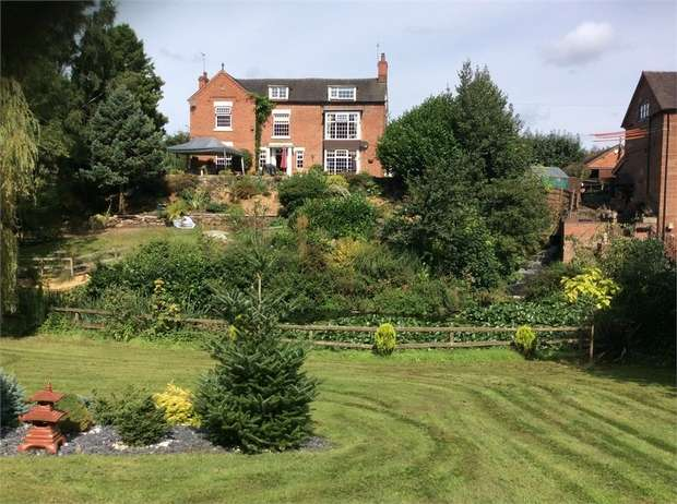 8 Bedrooms Detached House for sale in Rosehill, Market Drayton, Shropshire