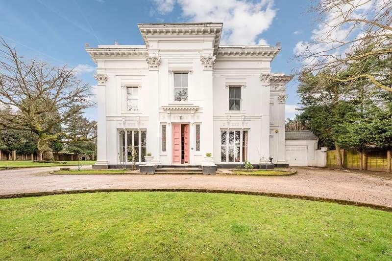 8 Bedrooms Detached House for sale in Wellington Road, Edgbaston, Birmingham, B15 2EP