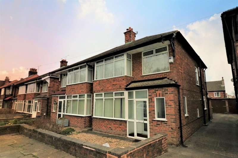 3 Bedrooms Semi Detached House for sale in Knaresborough Road, Wallasey, CH44 2BQ