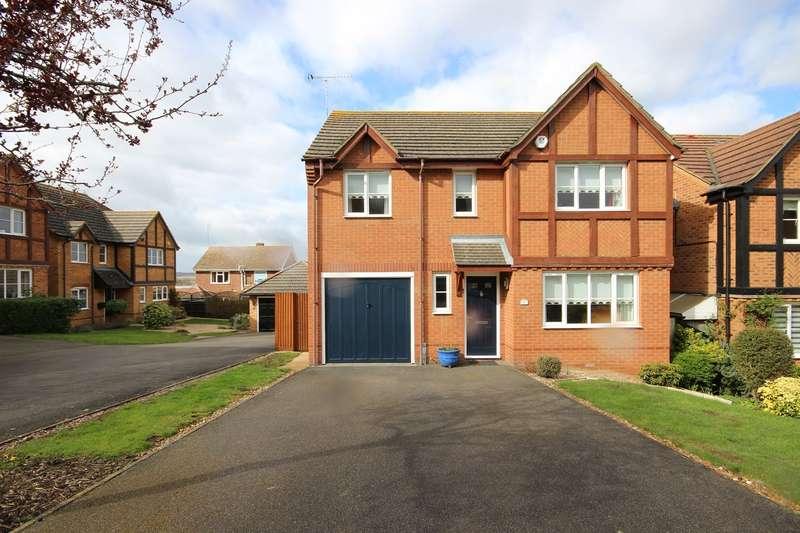 4 Bedrooms Detached House for sale in Greensand Ridge, Lidlington, Bedfordshire, MK43