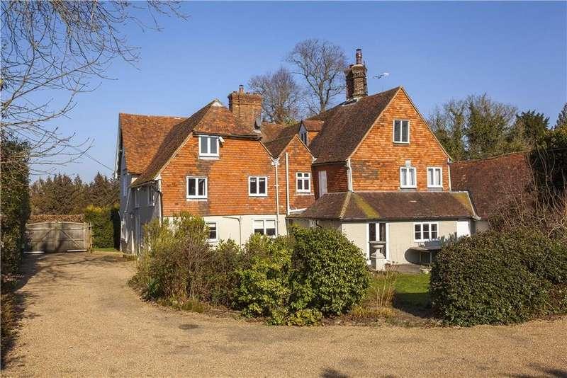 6 Bedrooms Detached House for sale in Cranbrook Road, Goudhurst, Cranbrook, Kent, TN17