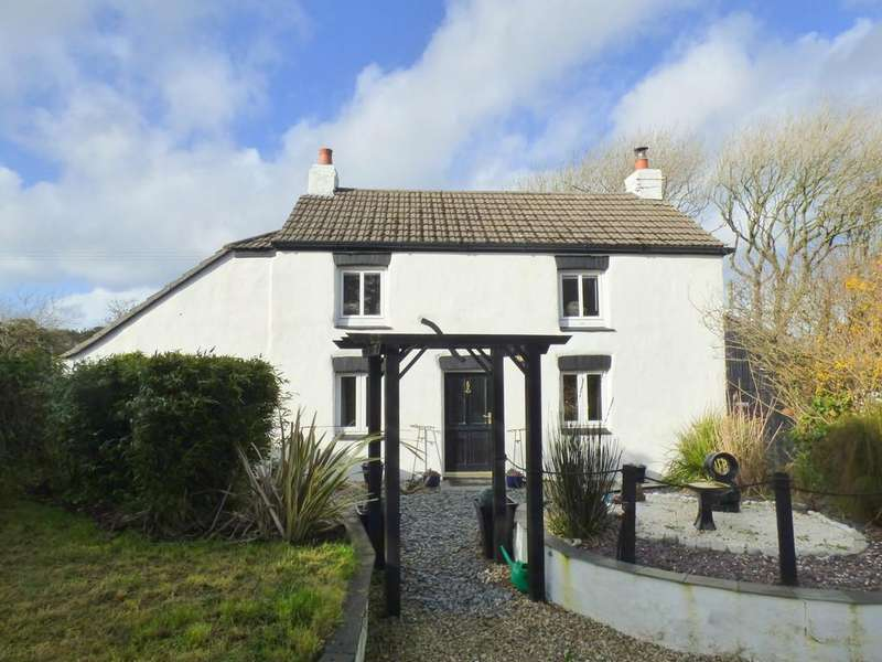 3 Bedrooms Cottage House for sale in Fiddlers Green, St. Newlyn East