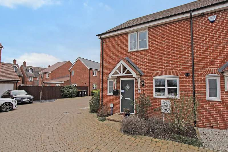 3 Bedrooms End Of Terrace House for sale in Lakeside Way, Wixams, Bedford, MK42