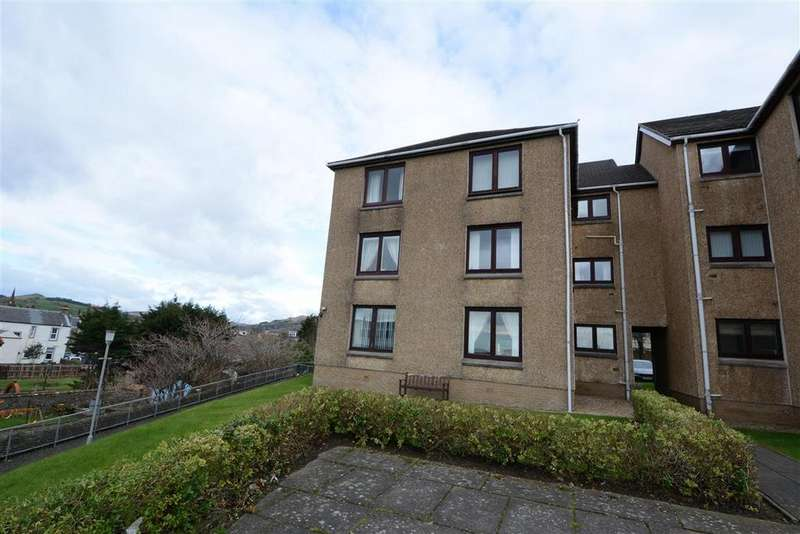 1 Bedroom Ground Flat for sale in G/L, 13 Kelburn Court, Largs, KA30 8HN